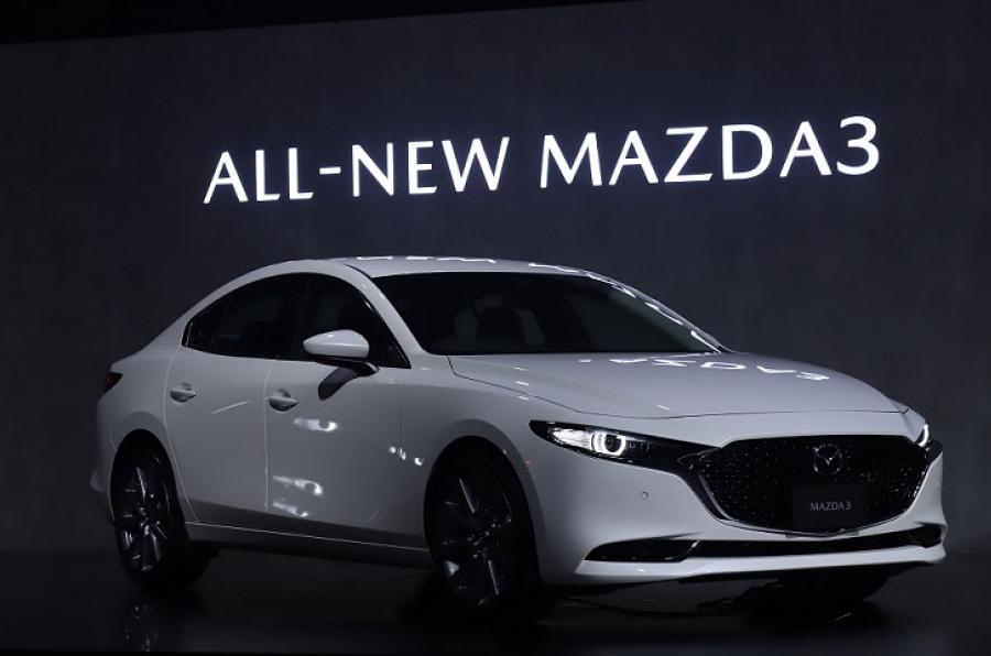 เปิดตัวรถยนต์รุ่นล่าสุด2020 - ALL NEW MAZDA3 เริ่มต้นที่ 969,000 บาท พร้อมขยายการรับประกันคุณภาพเป็น 5 ปี