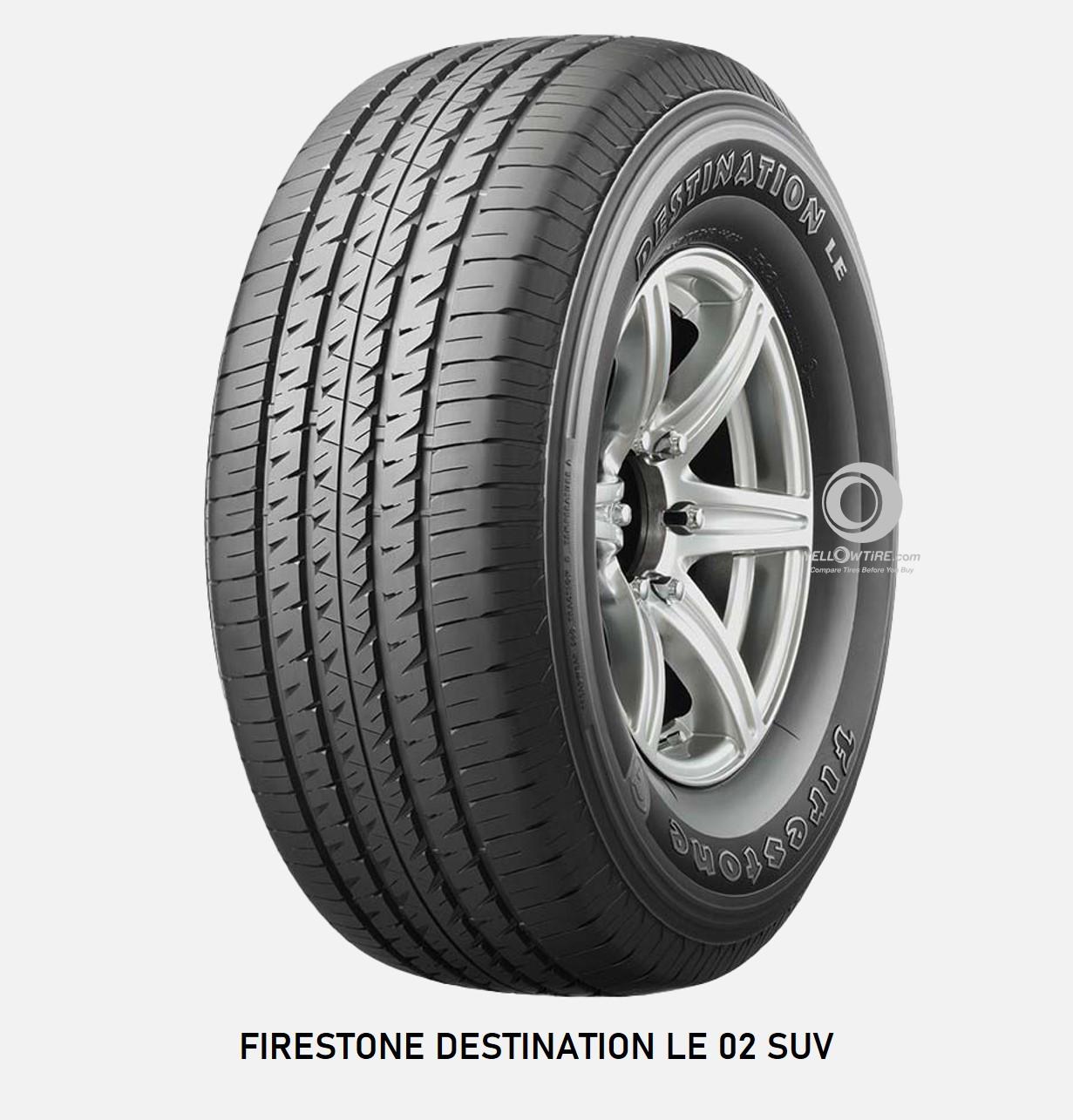 FIRESTONE DESTINATION LE 02 SUV