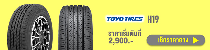 Toyo Tires H19