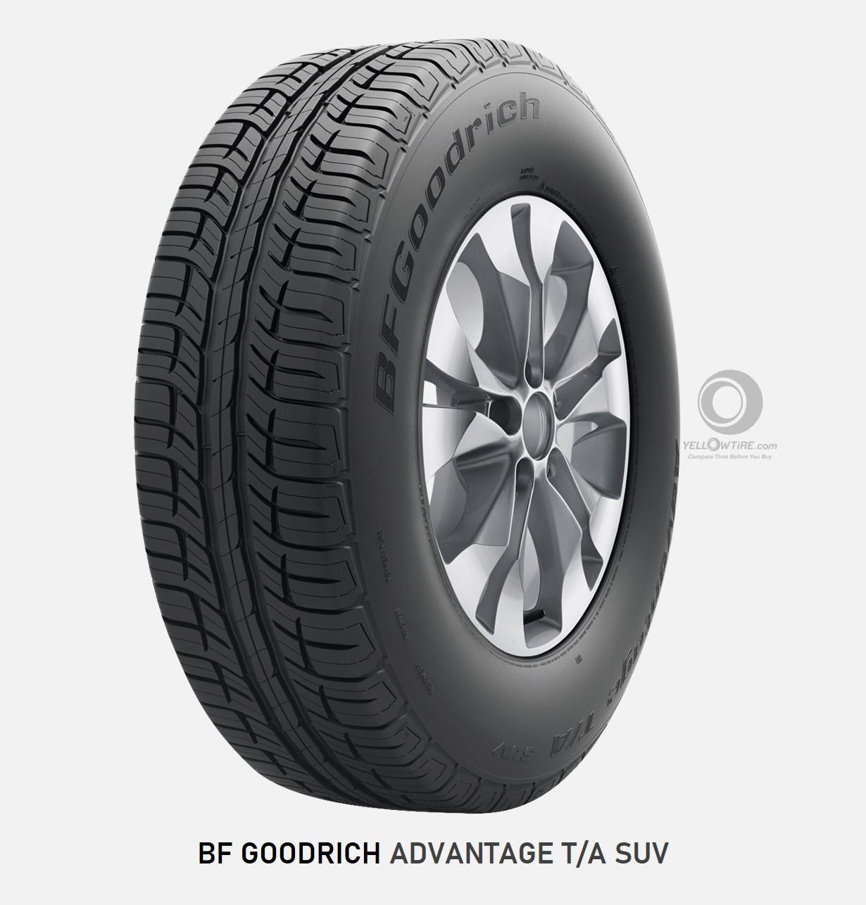 BF GOODRICH ADVANTAGE T/A SUV