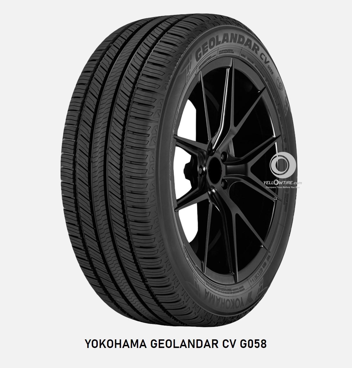 YOKOHAMA GEOLANDA CV G058
