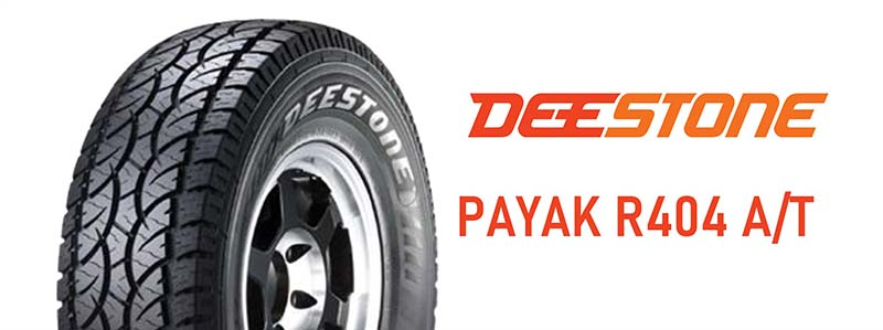 DEESTONE PAYAK R404 A/T