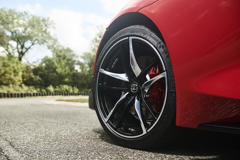 ยางรถยนต์ TOYOTA GR SUPRA 2019