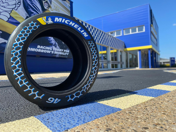 MICHELIN sustainable materials