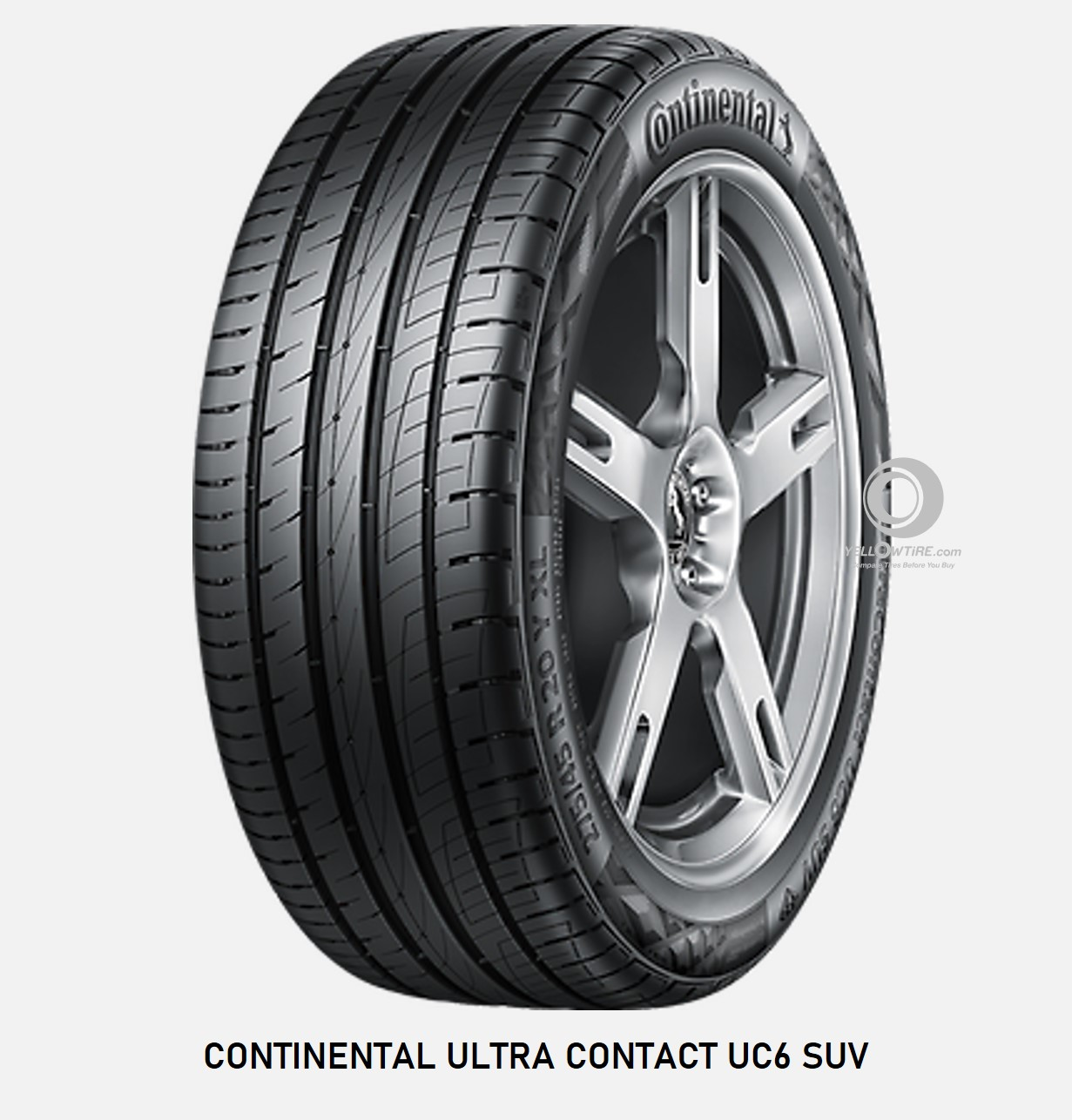 CONTINENTAL ULTRA CONTACT UC6 SUV